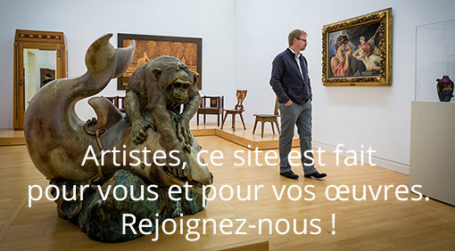 Artistes rejoignez world-art-import.com